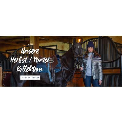 Die neue Winterkollektion von HV Polo ist...